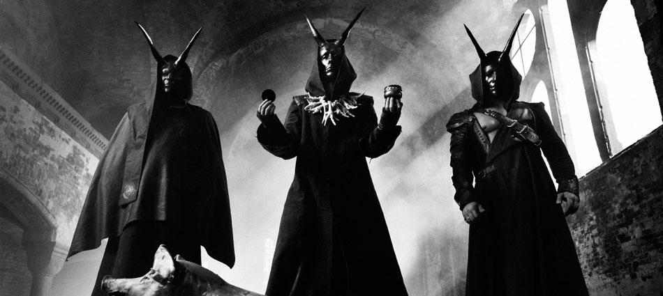 Behemoth Release Ben Sahar Music Video Distorted Sound border=