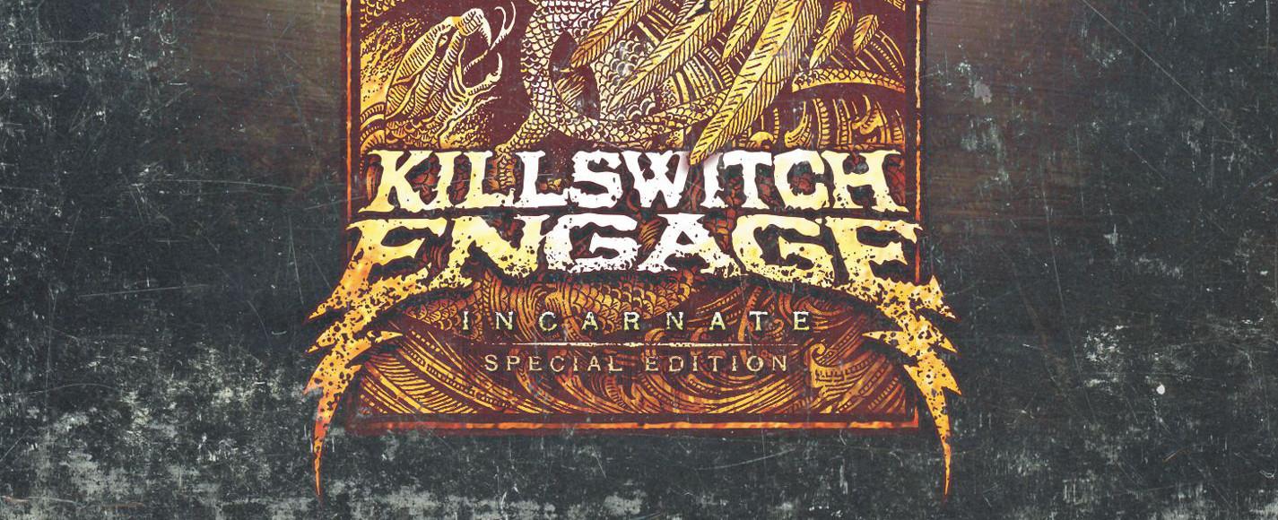 ALBUM REVIEW: Incarnate - Killswitch Engage - Distorted Sound Magazine