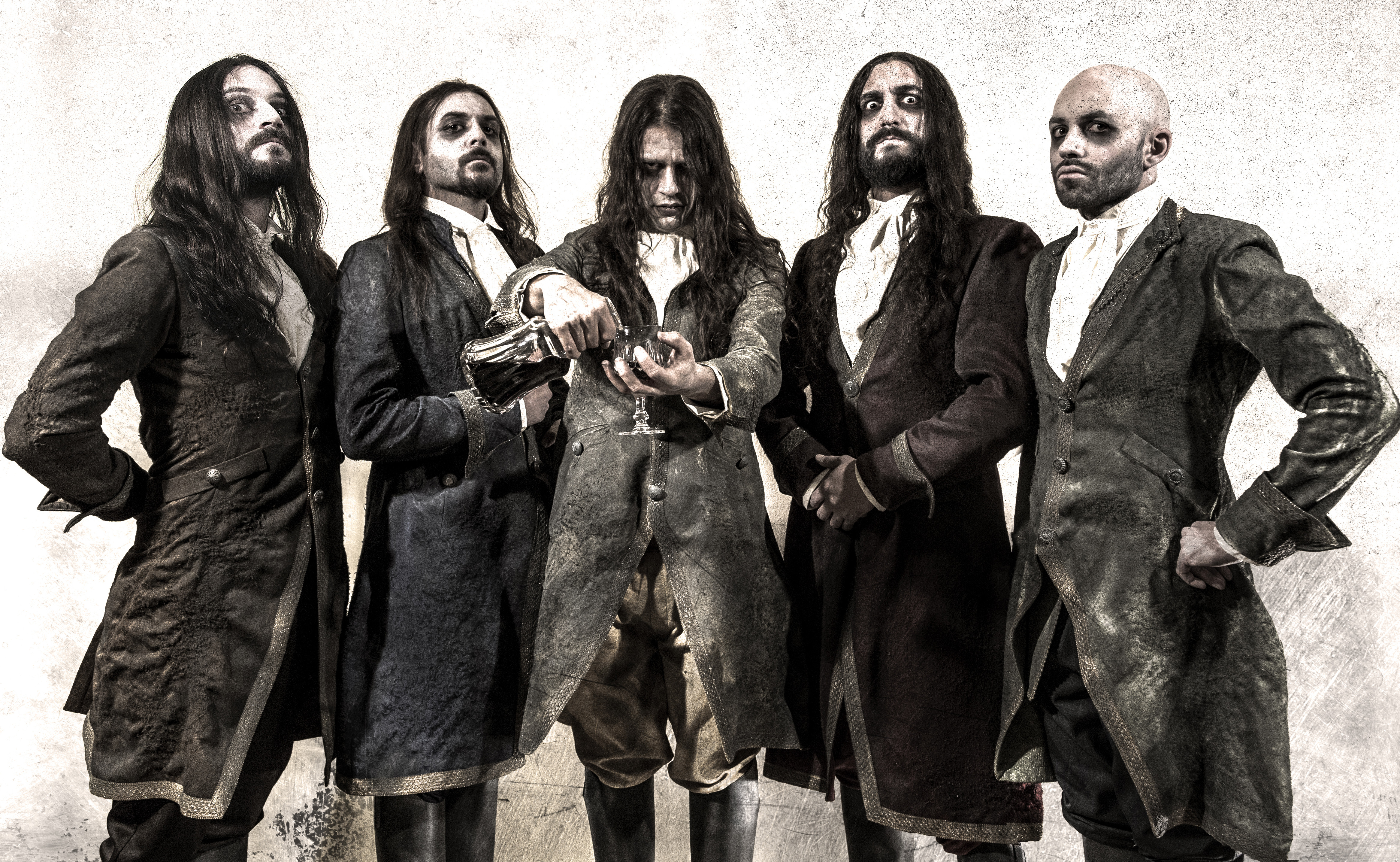 Image result for fleshgod apocalypse outfit