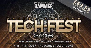 Tech-Fest UK 2016