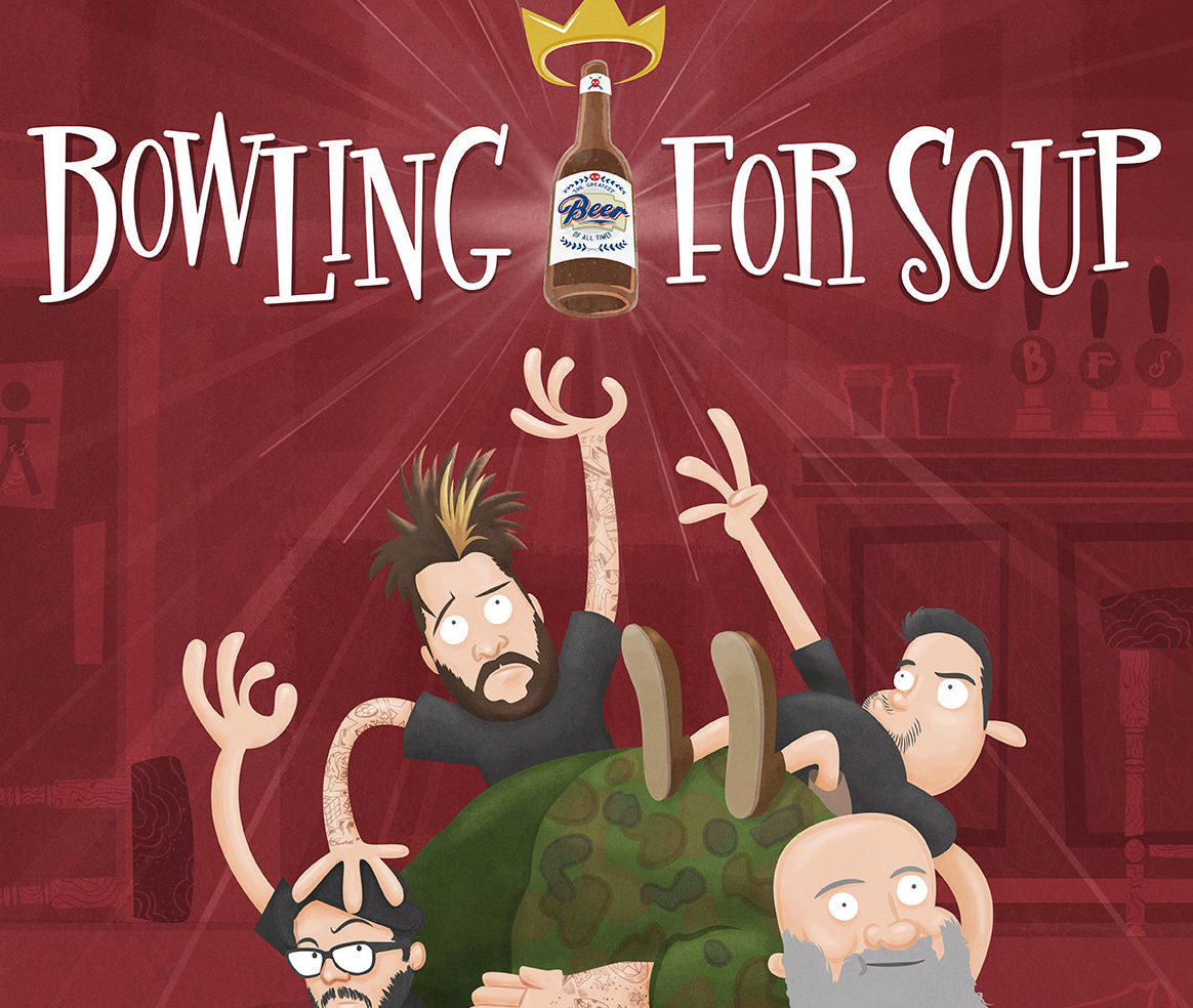 ALBUM REVIEW: Drunk Dynasty - Bowling For Soup