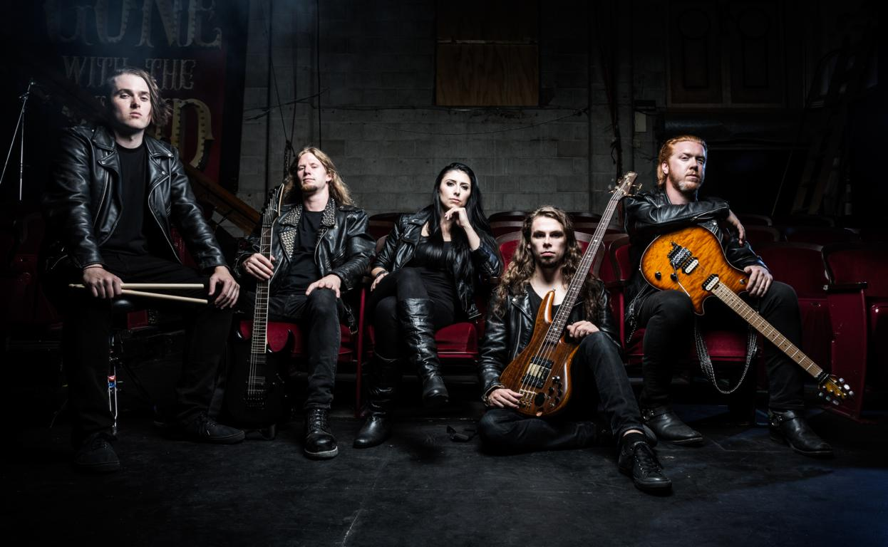 interview brittney slayes unleash the archers