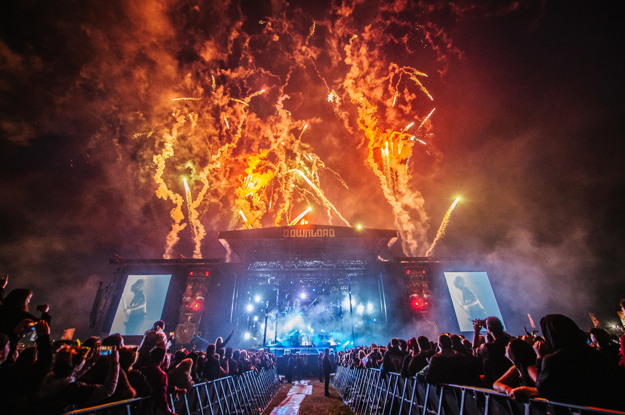 FESTIVAL REVIEW: Download Festival 2017 - Saturday ...