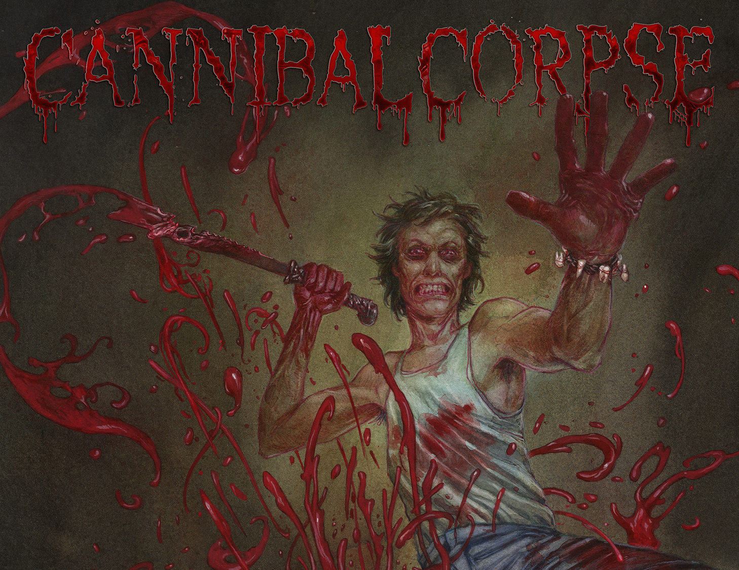 Cannibal Corpse Tour Dates