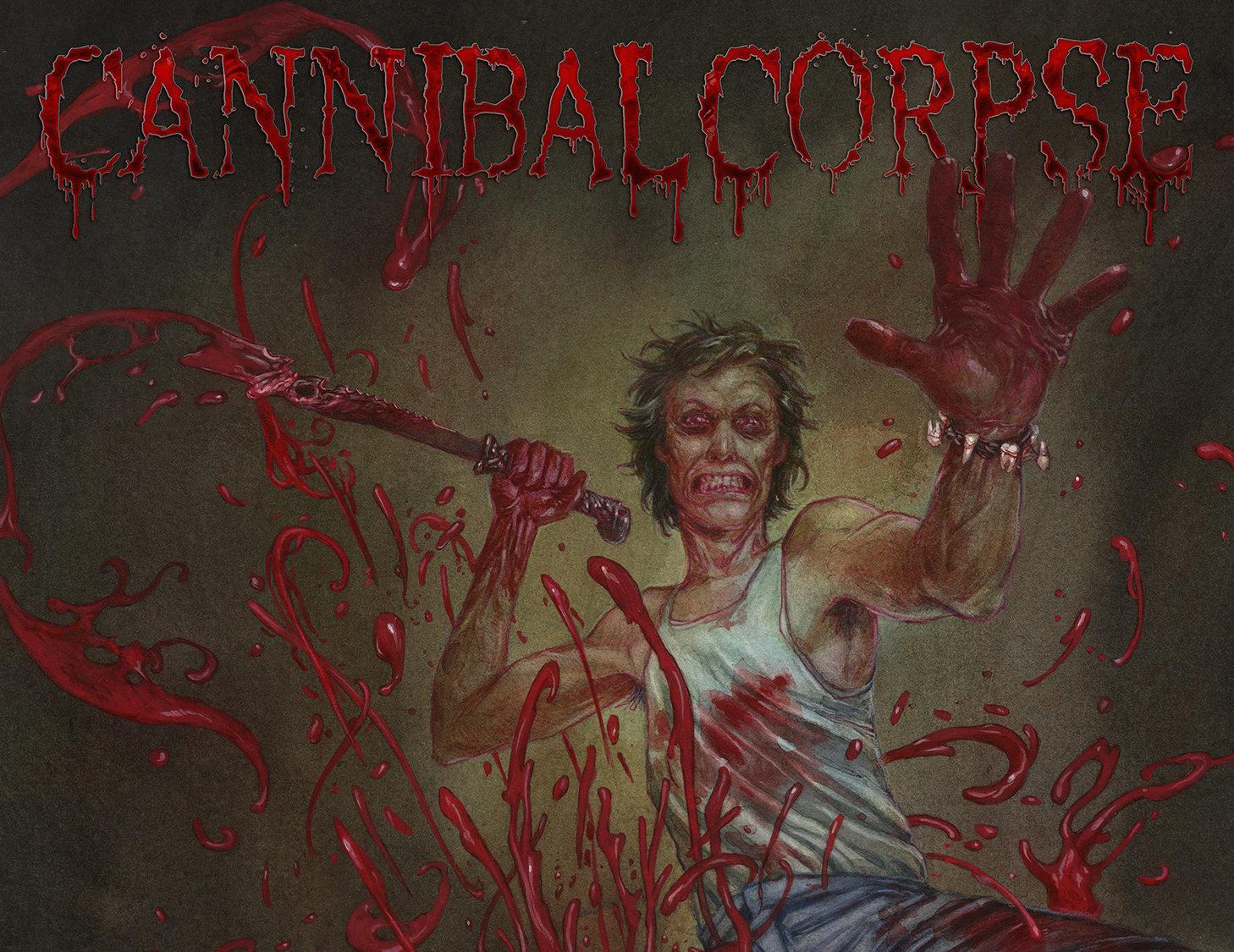Cannibak Corpse Tour