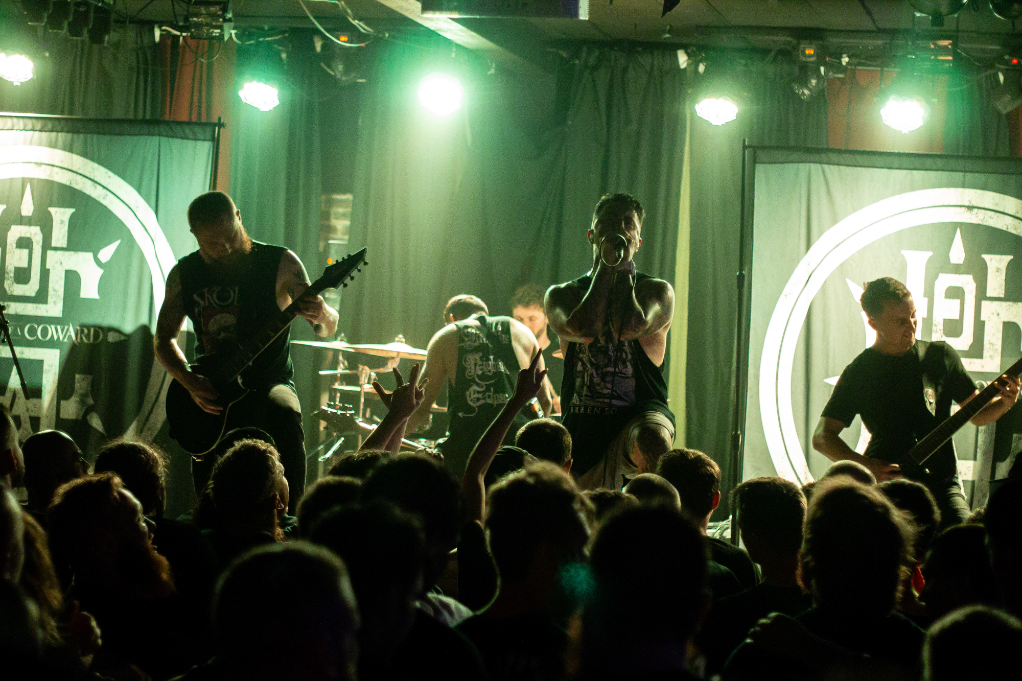 Live review: heart of a coward @ rebellion, manchester distorted.