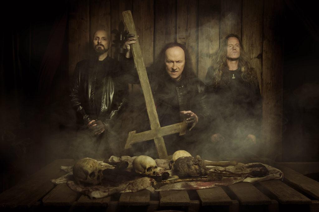 Venom Announce New Album Storm The Gates Distorted
