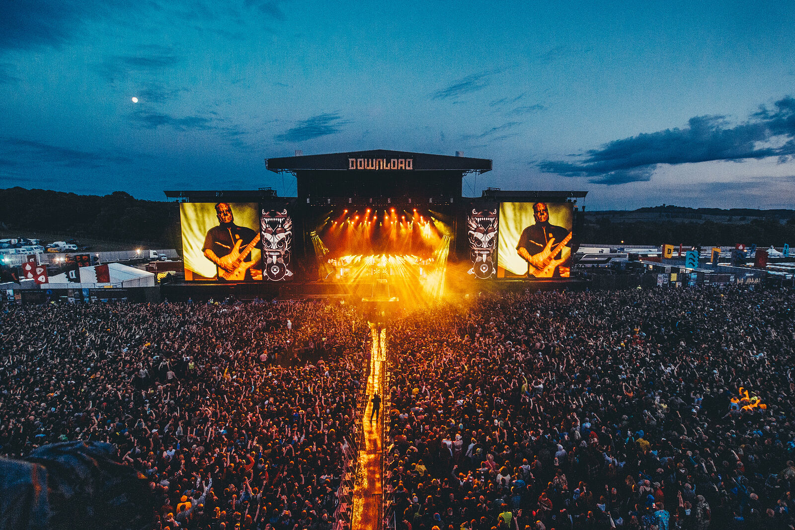 FESTIVAL REVIEW: Download Festival 2019 - Saturday - Distorted Sound