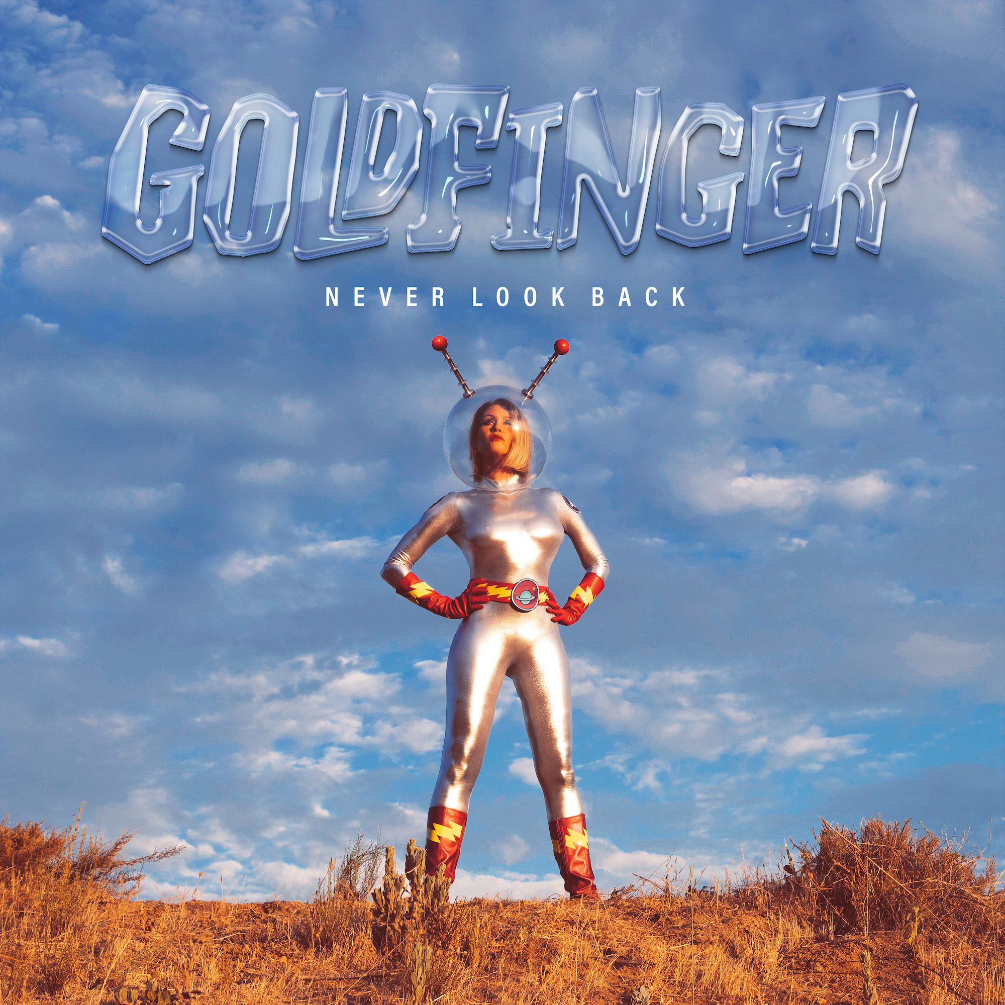 album review never look back  goldfinger  distorted